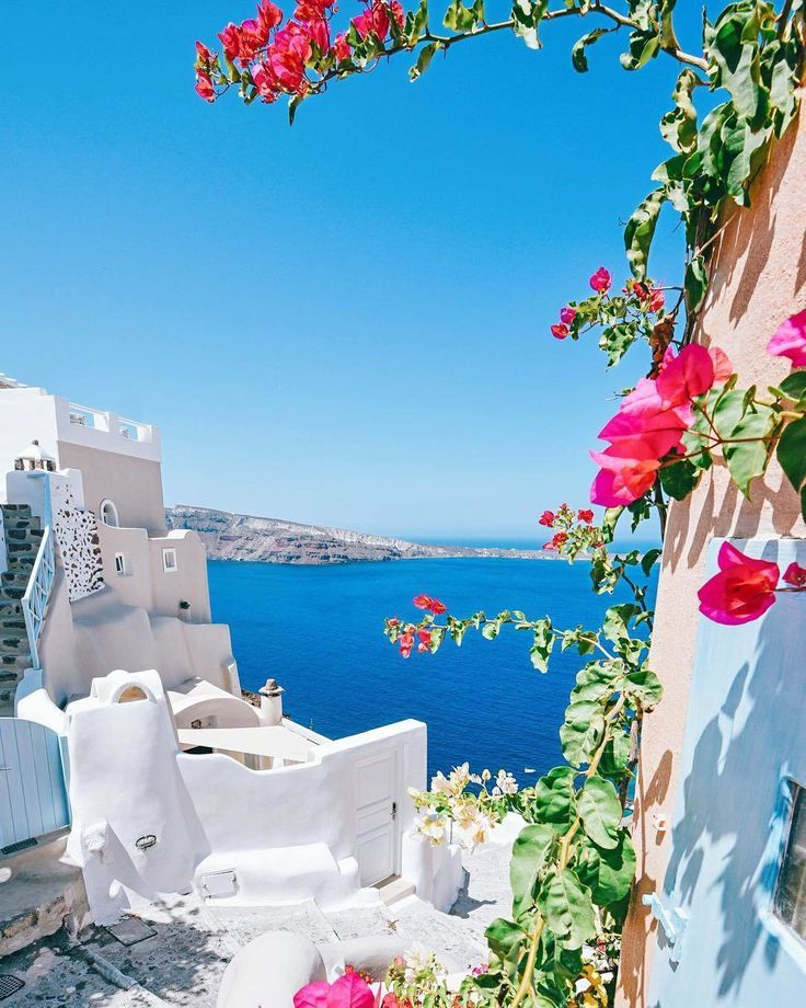 Nat #Santorini is undeniably one of the most picturesque #islands in #Europe –…