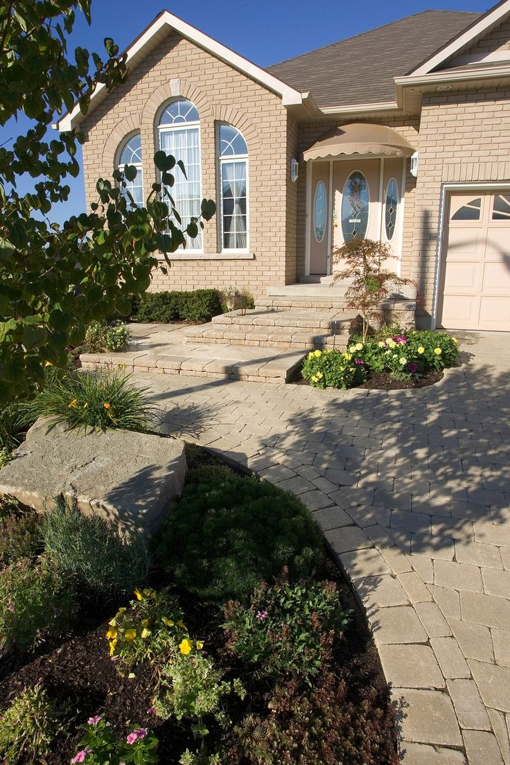 25 Best Home Paving Images On Pinterest Driveways