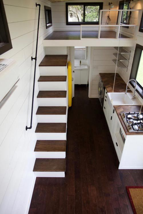 Nomad Tiny Homes >> Texas Waterfront Is A Gorgeous Tiny House Built By Nomad Tiny Homes