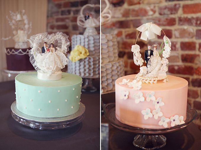 ヴィンテージ紫色の結婚式|ダナLaymon写真