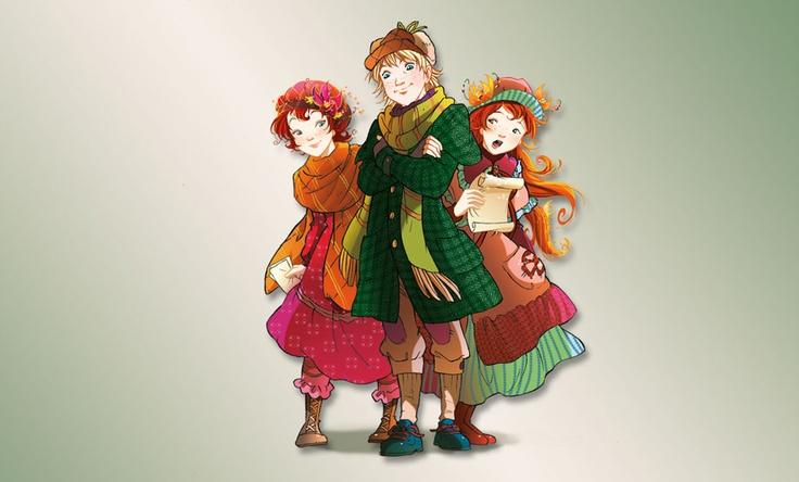 Fairy Oak-Grisam, Vanilla e Pervinca