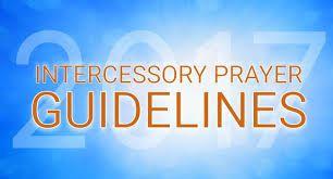 Image result for intercessory prayer examples pdf