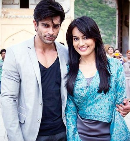 AsYa; Asad and Zoya! Qubool Hai