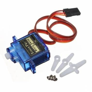 TowerPro SG90 Mini Gear Micro Servo 9g For RC Quadcopter Airplane Helicopter,All Nylon Gear,Small size and light weight,High quality and high cost performance.