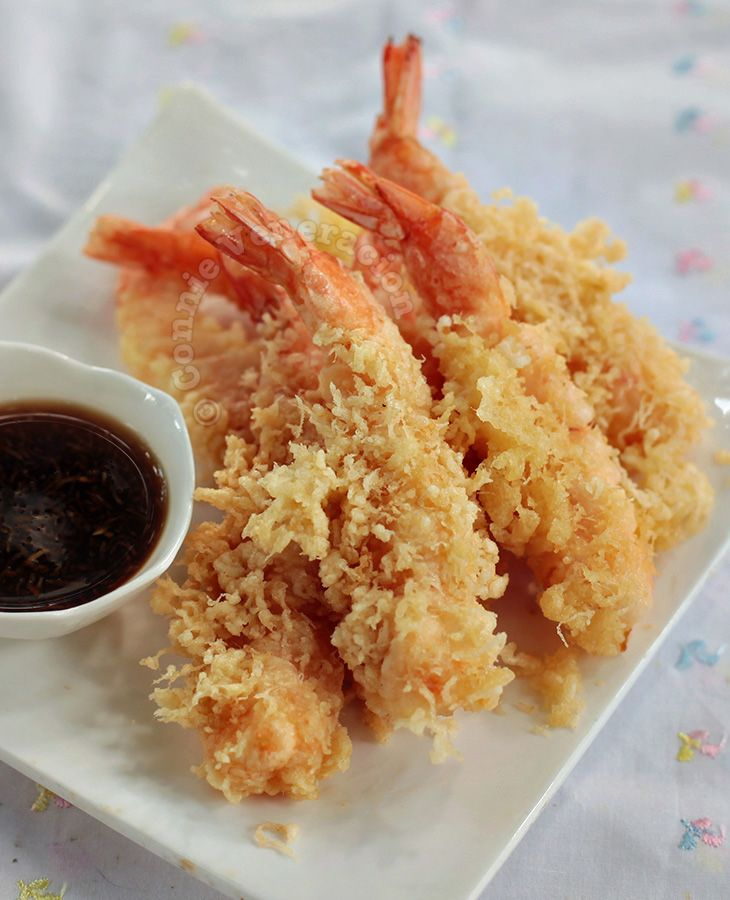 Alex's Ebi (Shrimp) Tempura