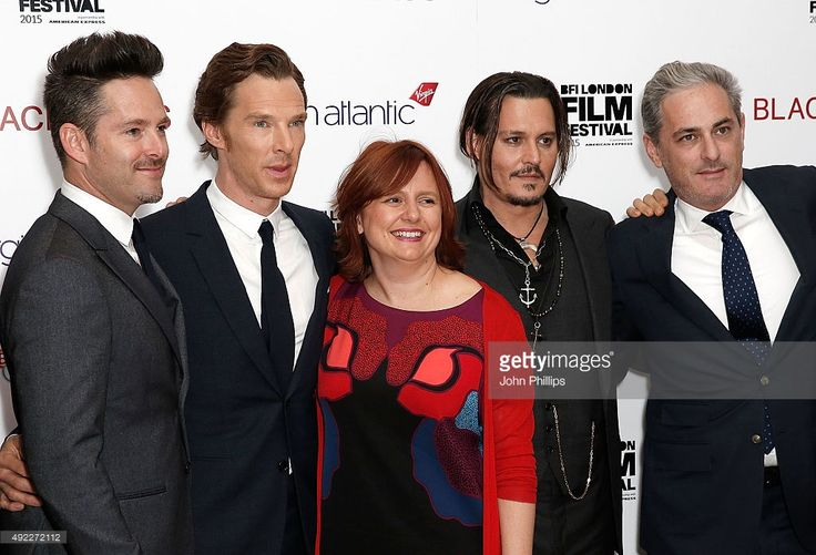 ニュース写真 : Director Scott Cooper, Benedict Cumberbatch,...
