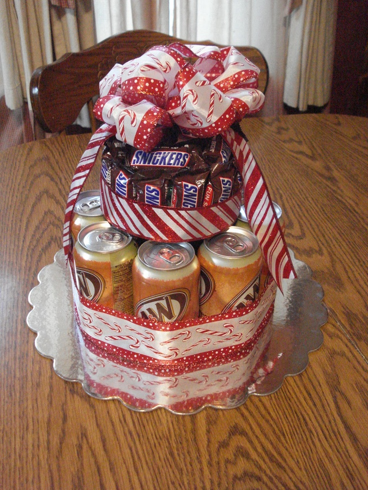 soda can cakes | The Creative Home: Pop Can Cake