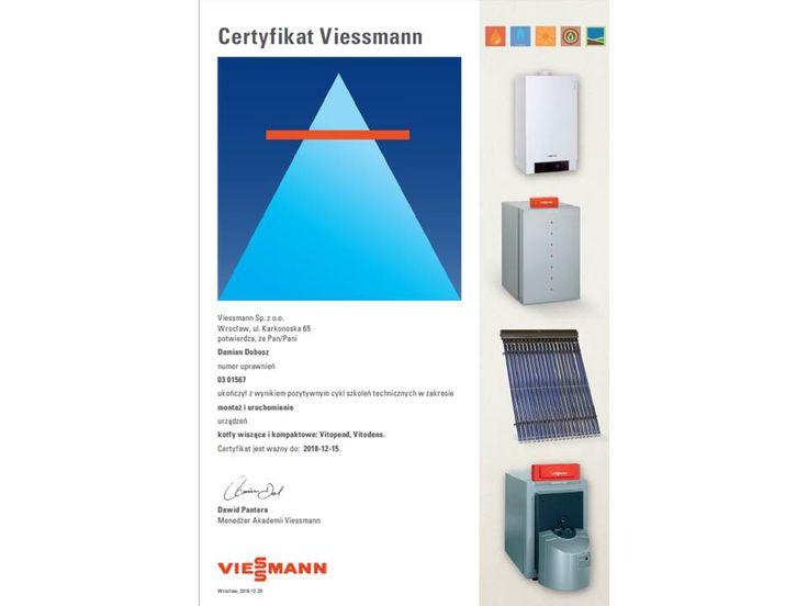 Kotły gazowe Viessmann