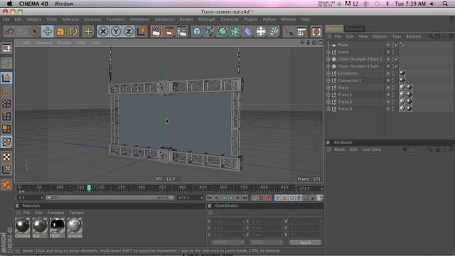 In the first Beginning C4D 101 quick tip series, I'll show you how to bring video into Cinema 4D to use as a texture. To check out the Industrial Pack which was used in this tut, click here: www.thepixellab.net/industrial-pack