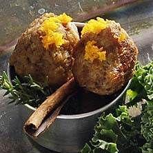 Köttbullar med kanel och apelsin