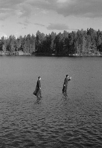 The Miracle of Walking on Water  2002,