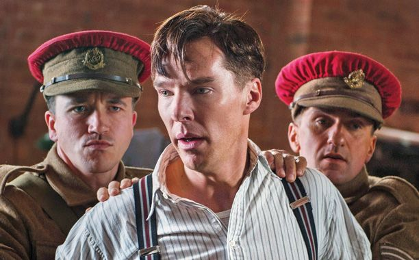 Benedict Cumberbatch outwits Nazis in 'The Imitation Game' — FIRST LOOK | EW.com