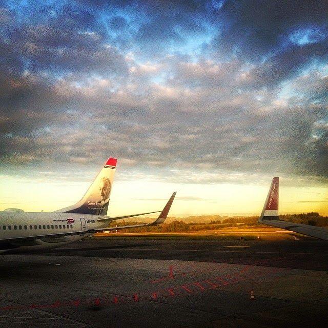 Norske reiseblogger: Dette har du krav på om du er berørt av flystreik