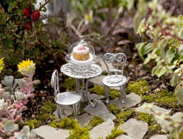 71 besten Fairy gardens I want one! Bilder auf Pinterest - kleine küche gestalten