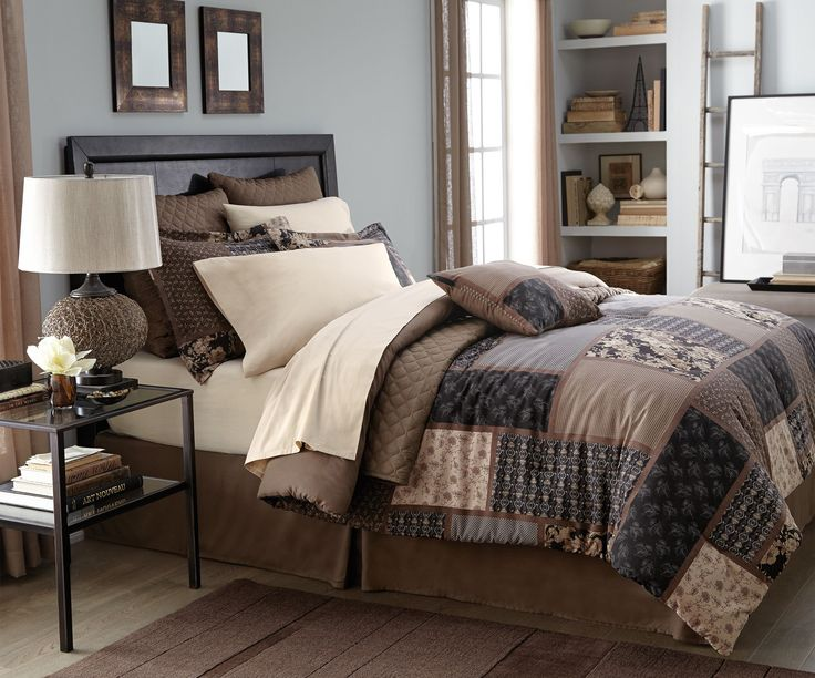 Whole Home®/MD 'Dusk' 12-Piece Comforter Set #SearsWishlist
