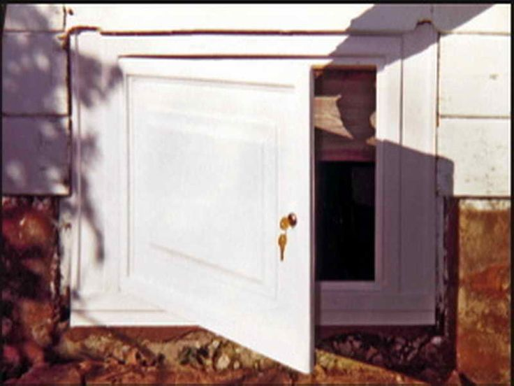17 Best images about Crawl Space Doors on Pinterest
