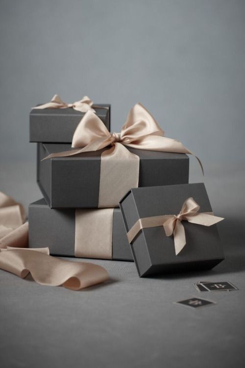 """""""This year I hope you love a little bolder, laugh a little louder, stand a little taller, be a little braver, dream a little bigger, and make the world a little brighter."""" #giftpackaging"""