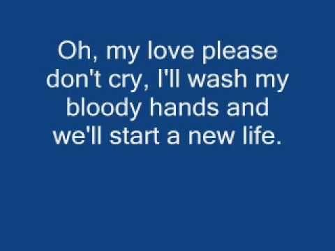 Good Charlotte My Bloody Valentine (lyrics)