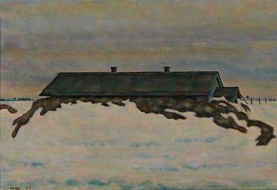 VILHO LAMPI Cellar (1935)