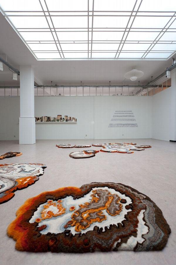 Lizan Freijsen - korstmos tapijt