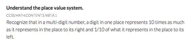 5th Grade: Decimal Place Value   Math Minds   Bloglovin'