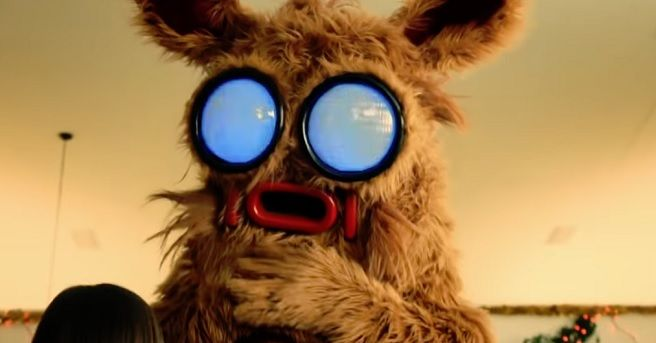 Pooka is the Christmas entry in Blumhouse's Hulu series Into