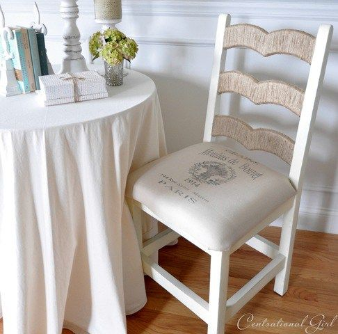 Lovely Cg Chair Makeover For Diy Mag Ideas
