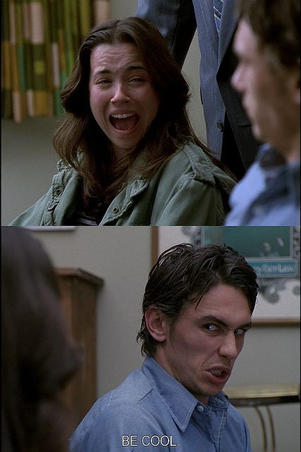 this scene makes me laugh so hard freaks and geeks