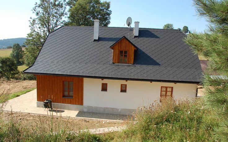 Česká šablona - chalupa Daňkovice