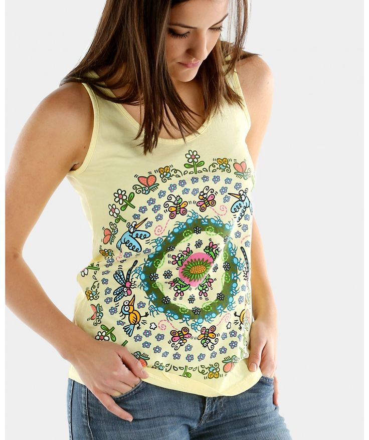 Camisetas originales mujer - Korronselva big