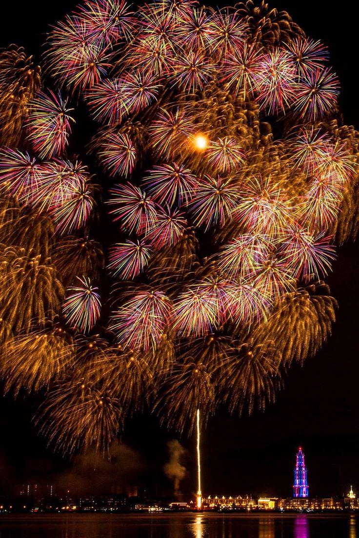 fireworks, Nagasaki/花火、長崎