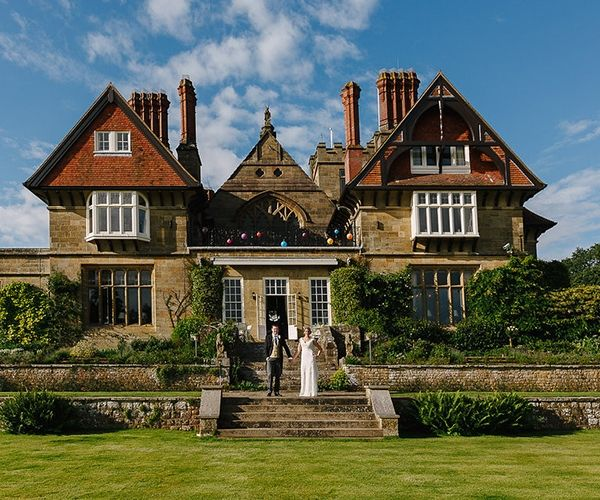 Cowdray House wedding venue in West Sussex | CHWV