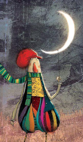 Children's illustration blog