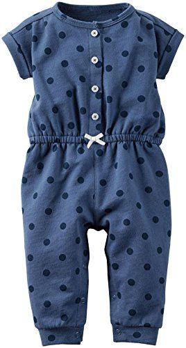 Carters Baby Girls 1 Pc Denim 9 Months >>> Read more at the image link.