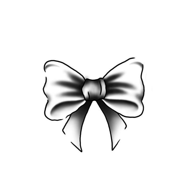 Bow Temporary Tattoo – Strepik Temporary Tattoos