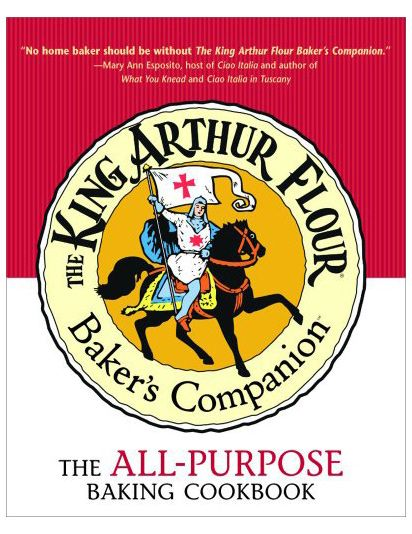 2003: The King Arthur Flour Baker's Companion, by King Arthur Flour