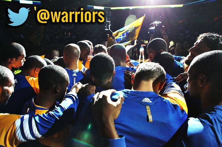 Twitter - Golden State Warriors