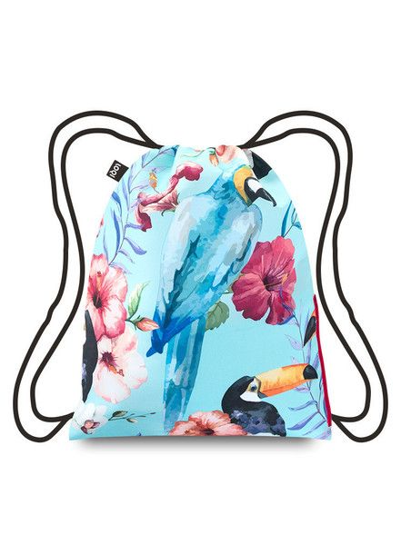 Backpack Birds | Unique Reusable Backpack from PIQ