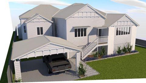 A fantastic house extension designed by Focus Architecture Brisbane.