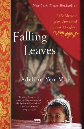 an analysis of adeline yen mahs the memoir of an unwanted chinese daughter 15 quotes from chinese cinderella: the true story of an unwanted daughter: 'please believe that one single positive dream is more important than a thousa.