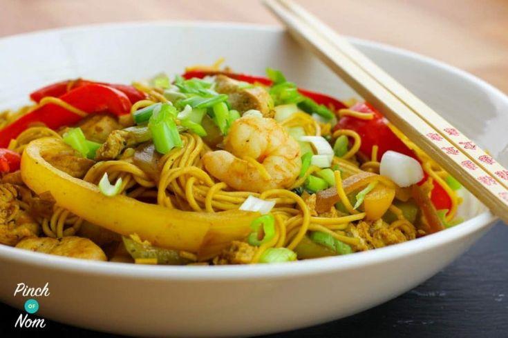 Syn Free Speedy Singapore Noodles