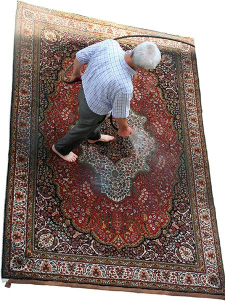 Exceptional Tips For How To Clean Oriental Wool Rugs A Simple Solution Of Warm Water  And White