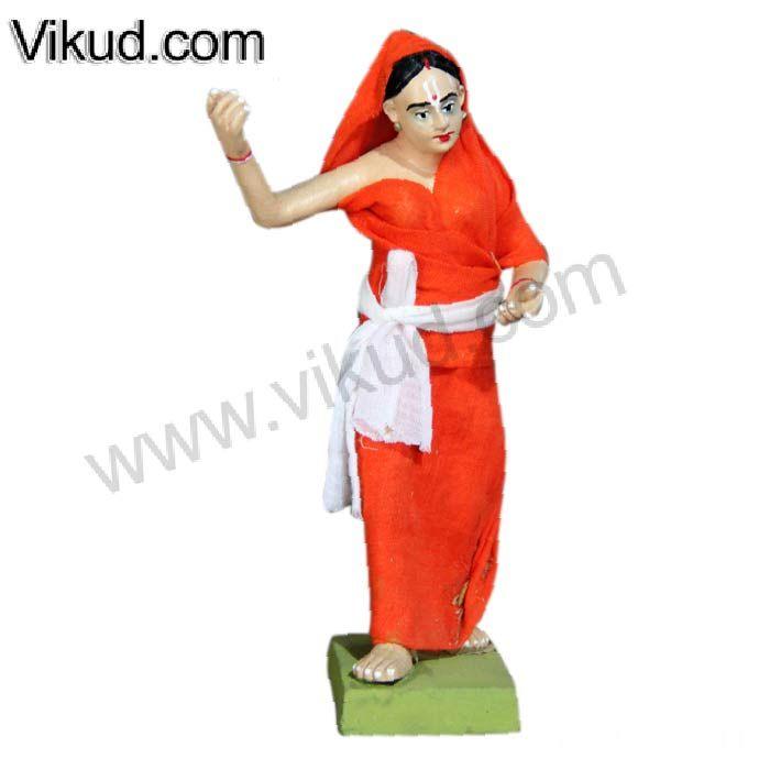 Terracotta-Mataji Doll