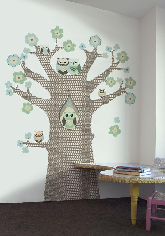 Perron 11 - Prachtige behangboom - Wallpaper Tree