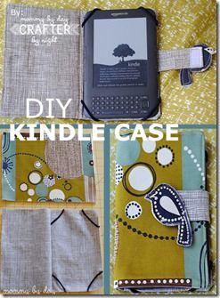 kindle case mommybydaycrafterbynight