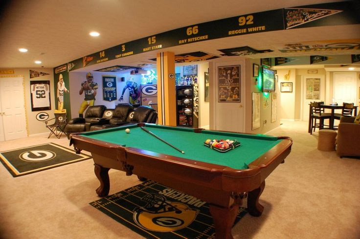 Man Cave Kristan Green : Best green bay packers images on pinterest greenbay