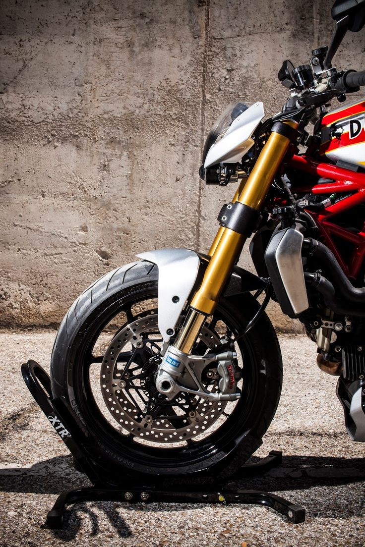 Ducati monster 1200 s siluro by