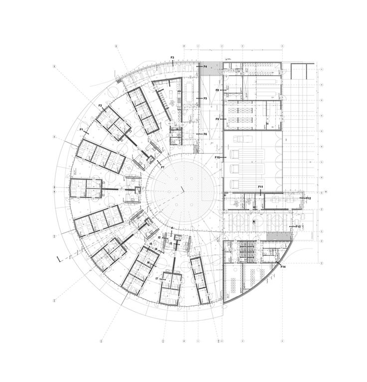 240 Best Architecture In Plan Images On Pinterest