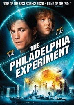 The Philadelphia Experiment - Michael Pare, Nancy Allen 1984 DVD