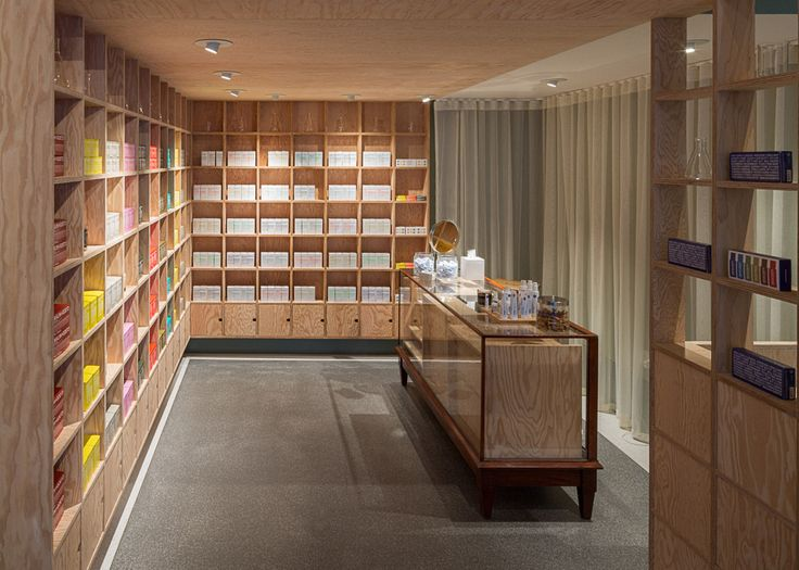 Malin+Goetz's Upper Street store